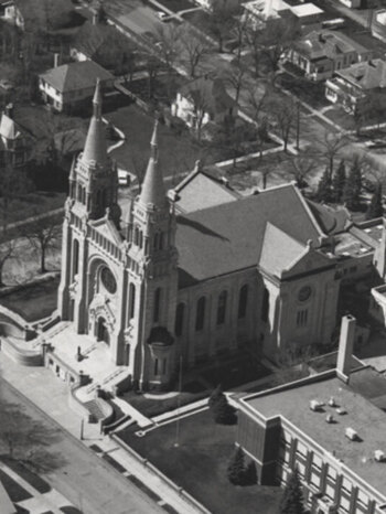 History of the Cathedral