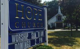 Welcome Hope Church!