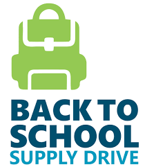 Back-To-School Supplies Drive 2021