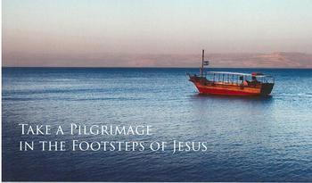 2016 Pilgrimage to the Holy Lands Announced