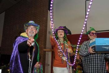 Mardi Gras - February 13, 2018