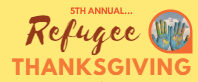 Refugee Thanksgiving 2019