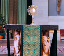 Exposition & Adoration