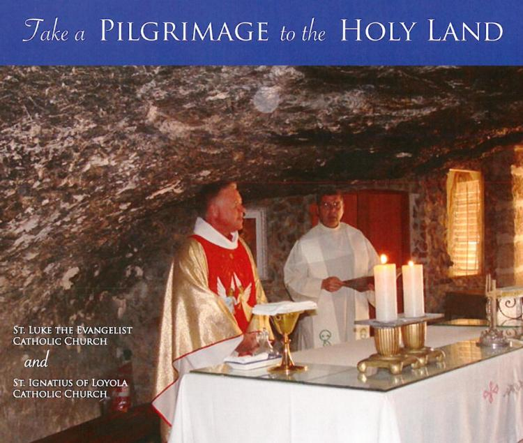 2014 Annual Parish Pilgrimage