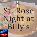 St. Rose Night at Billy's