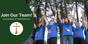 Coordinator of Youth Ministry Job Opening