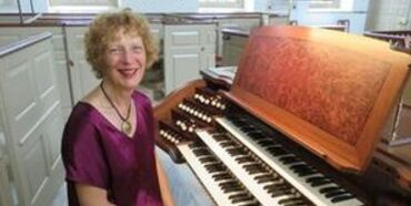 Trinity Organ Concert - Christmas with Beckie Davy