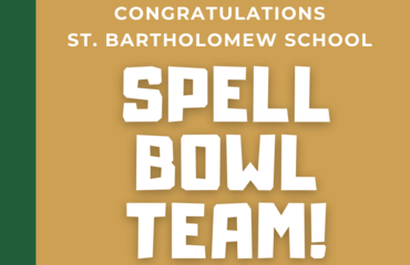Spell Bowl Team earns Runner-Up Prize!