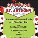 St. Anthony's 4th Annual Reverse Raffle & Silent Auction