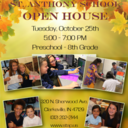 St. Anthony Fall Open House