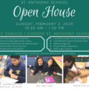 St. Anthony School Open House
