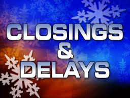 School Closing and Delay Information