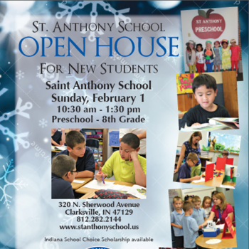 St. Anthony Open House