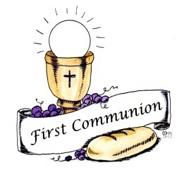 Congratulations to our 1st Communion Recipients