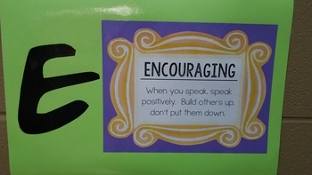 Trait of the Month - Encouraging