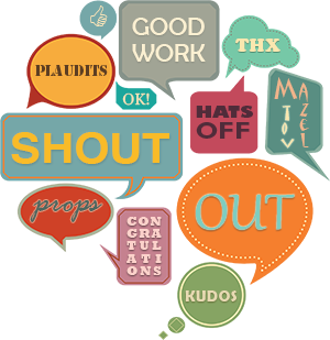 Shout Out – Spelling Bee