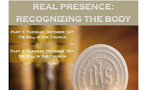 Real Presence: Recognizing the Body