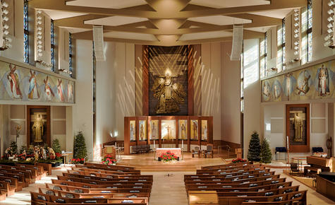 Mass Inside the Church - January 27, 2021 Update