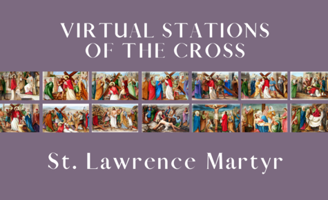 Virtual Stations of the Cross
