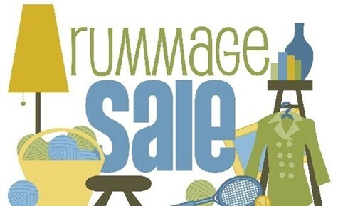 SLM Rummage Sale - Canceled due to Covid