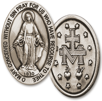Novena to Our Lady of the Miraculous Medal/Novena a Nuestra Señora De La Medalla Milagrosa