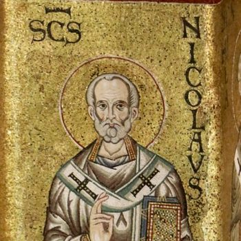 Solemn High Mass in Honor of St. Nicholas