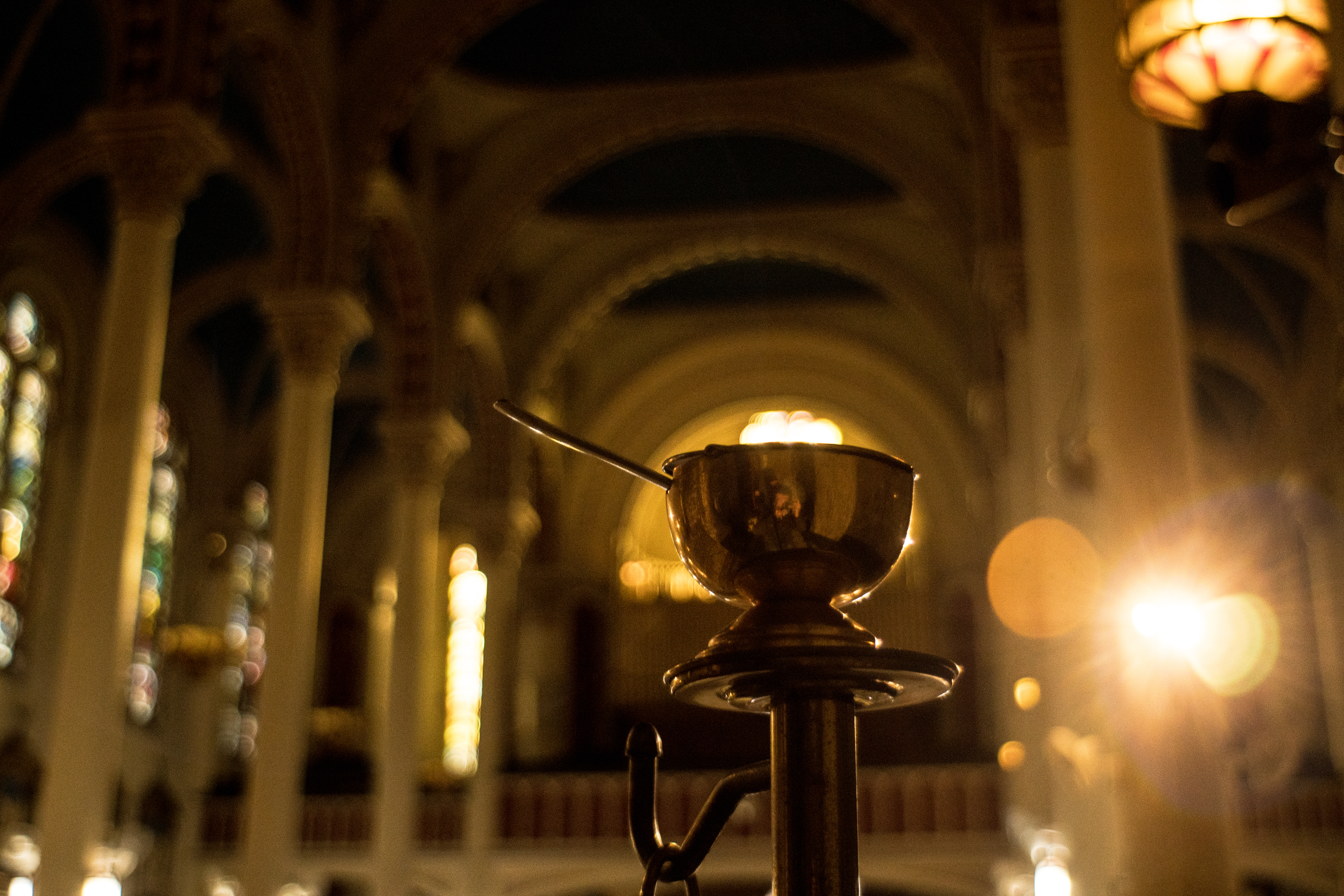Adoration and Benediction beginning September 4th