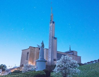 Pilgrimage to the National Shrine of Our Lady of Czestochowa, led by Fr. Connolly
