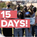 We are 15 days away!