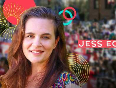 Speaker Introduction: Jess Echeverry