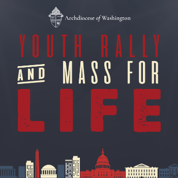 Youth Rally and Mass for Life