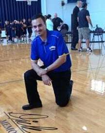 DeMatha Highlights CYO Athletic Director and Coach from St. Jerome's, Joe Sego.