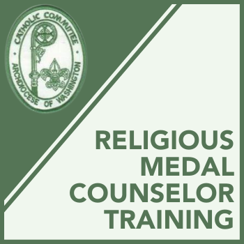 Religious Medal Counselor Training