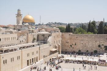 Join us for an 11 Day Pilgrimage to the Holy Land