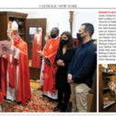 Catholic New York Highlights Blessing of Edward Fata Bell Carillon