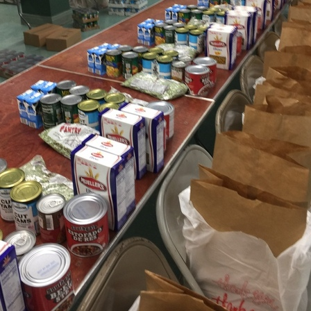 Food for the Hungry Program