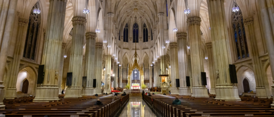 Live Masses from St. Patrick's Cathedral