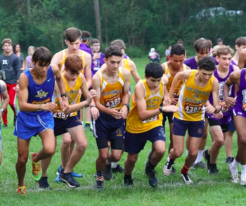 Cross Country Races Steady, Despite Muddy Track