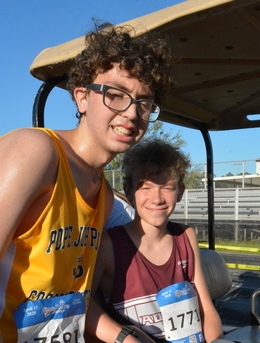 Cross Country Brings True Meaning of Sportsmanship to Competition (Sept 24)