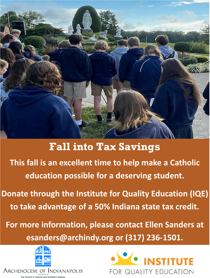 $16 million in tax credits available for donors to help students reach their academic goals.