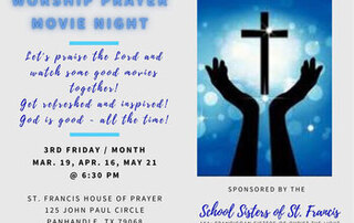 Worship - Prayer - Movie - Night