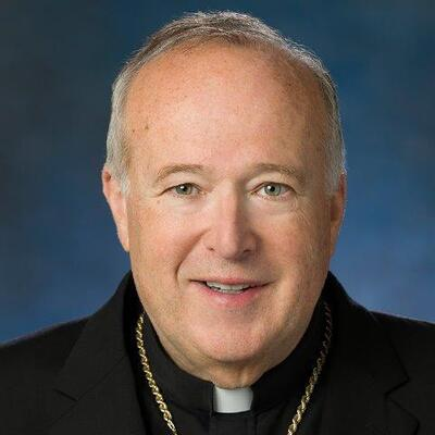 Bishop Robert W. McElroy