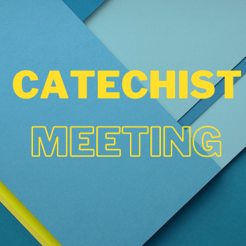 Catechist Meeting
