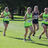 Pacelli Cross Country Girls take first in New Richland