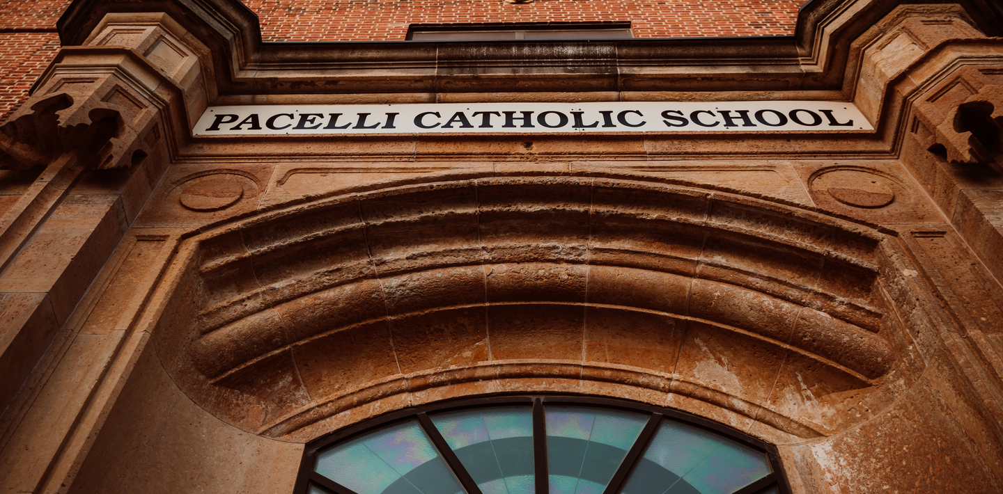 Update information to receive reunion notices and latest news from Pacelli