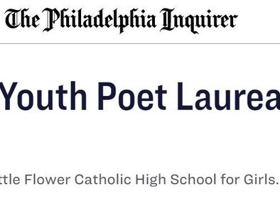 Philly's new Youth Poet Laureate