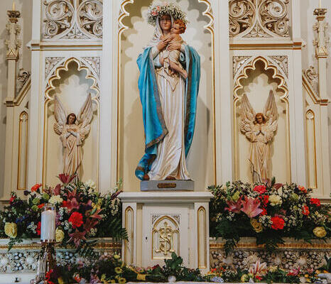 Mary's Side Altar