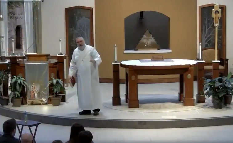 Homily for May 9, 2021