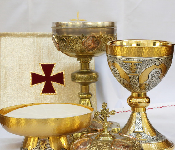 Corpus Christi—the Solemnity of the Most Holy Body and Blood of Christ