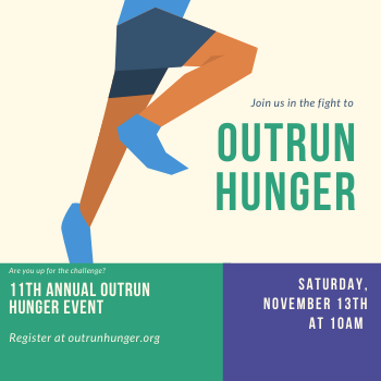 11th Annual Outrun Hunger Event